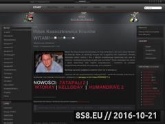 Miniaturka domeny www.kozaczkiewicz.pl