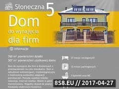 Miniaturka domeny kozienice-kwatery.info