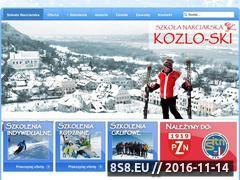 Miniaturka domeny kozlowski24.pl
