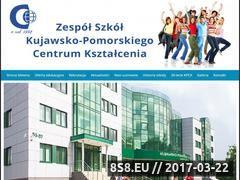 Miniaturka kpck.edu.pl (Technikum hotelarskie, gastronomiczne oraz żywienia)
