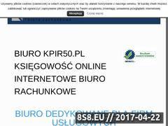 Miniaturka kpir50.pl (Biuro rachunkowe online)