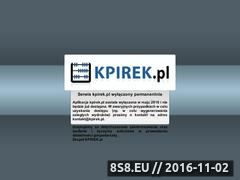 Miniaturka domeny kpirek.pl
