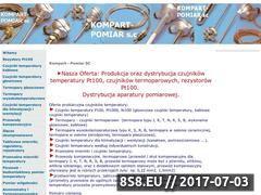 Miniaturka domeny kpomiar.com.pl