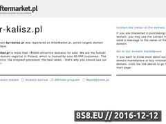 Miniaturka domeny www.kpr-kalisz.pl