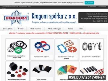 Zrzut strony Kragum ring