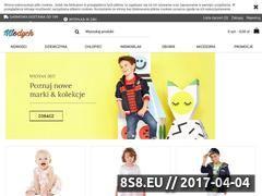 Miniaturka Sklep Kraina Młodych (krainamlodych.pl)