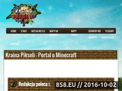 Miniaturka domeny krainapikseli.pl