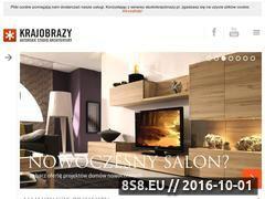 Miniaturka domeny www.krajobrazy.com.pl