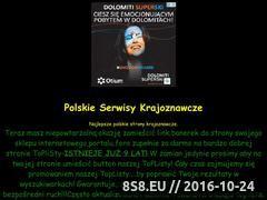 Miniaturka domeny krajoznawcze.najlepsze.net