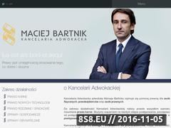 Miniaturka domeny krakow-adwokat.pl