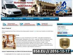 Miniaturka domeny www.krakow-przeprowadzki.com.pl