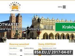 Miniaturka domeny krakow-rentacar.pl