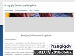 Miniaturka domeny krakow.przeglady-budowlane24.pl