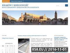 Miniaturka domeny krakowiksiegowosc.wordpress.com