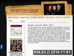 Miniaturka domeny krakowskietriostroikowe.pl