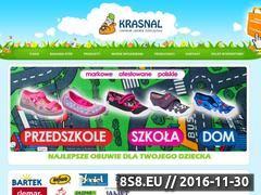 Miniaturka domeny krasnaltorun.pl