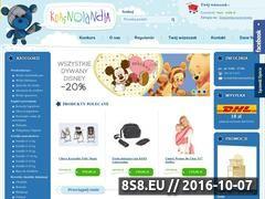 Miniaturka domeny www.krasnolandia.pl