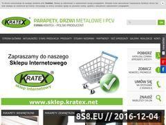 Miniaturka domeny kratexparapety.pl