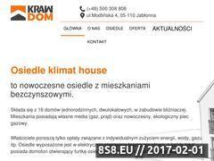 Miniaturka Mieszkania Legionowo (www.krawdom.pl)