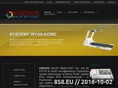 Miniaturka domeny kredos.pl