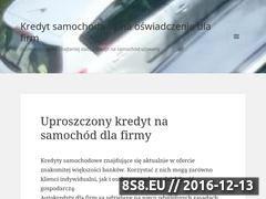 Miniaturka domeny kredyt-na-auto.com.pl
