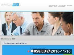 Miniaturka domeny kredyt-sms.cba.pl