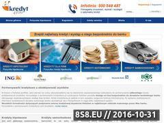 Miniaturka domeny www.kredyt4you.pl