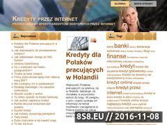 Miniaturka domeny kredytonline.biz.pl
