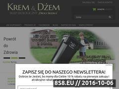Miniaturka domeny kremidzem.pl