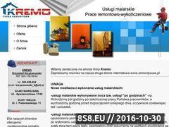 Miniaturka domeny www.kremo.pl