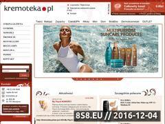 Miniaturka domeny www.kremoteka.pl