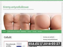 Miniaturka domeny kremy-antycellulitowe.pl