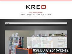 Miniaturka domeny www.kreo-market.pl
