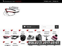 Miniaturka domeny krisport.pl