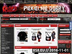Miniaturka domeny www.kropa.pl