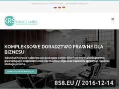 Miniaturka domeny krs-adwokaci.pl
