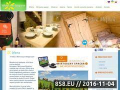 Miniaturka domeny krynica-domki.net