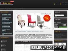 Miniaturka domeny krzesla-hokery.pl