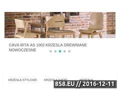Miniaturka domeny www.krzeslaradomsko.pl