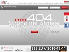 Miniaturka domeny krzysztof.tabis.webd.pl