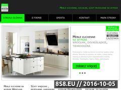 Miniaturka domeny www.krzysztofmeble.pl