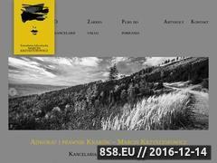 Miniaturka domeny www.krzysztofowicz.com.pl