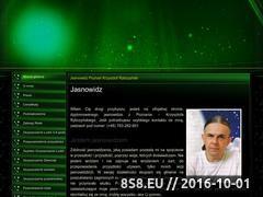 Miniaturka domeny www.krzysztofrybczynski.pl