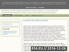 Miniaturka domeny krzyzacy-audiobook.blogspot.com