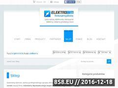 Miniaturka domeny ks-elektro.pl
