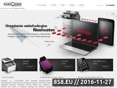 Miniaturka domeny ksero-contakt.pl