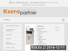 Miniaturka domeny www.kseropartner.net.pl