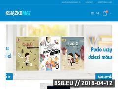 Miniaturka ksiazkomat.pl (Księgarnia internetowa Książkomat)