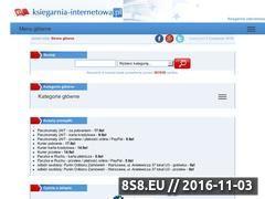 Miniaturka domeny ksiegarnia-internetowa.pl