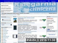 Miniaturka domeny ksiegarnia.edu.pl